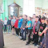 Праздник, посвященный окончанию учебного года, прошел в воскресной школе в Быхове