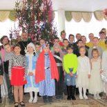 Рождественский утренник прошел в Быхове