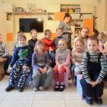 В воскресной школе Николо-Софийского храма прошла встреча со студенткой иконописной школы Пациенко Анастасией Владимировной