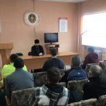 Руководитель социального отдела посетил Исправительное учреждение открытого типа г. Бобруйска