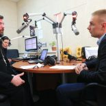 Епископ Бобруйский и Быховский Серафим на «Зефир FM»