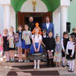 Окончание учебного года в воскресной школе Елисаветинского храма
