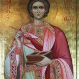 Святой великомученик Пантелеимон – милостивый врач