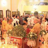 Всенощное бдение накануне праздника Богоявления
