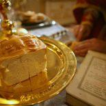 Божественная литургия в Сергиевском храме п. Туголица