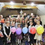 В воскресной школе Никольского кафедрального собора прошел праздничный утренник, посвященный Рождеству Христову
