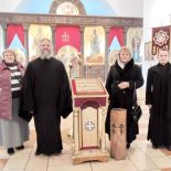 Социальные работники из Казахстана посетили Бобруйскую епархию