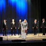 В Бобруйске прошел концерт мужского хора «Всехсвятский»