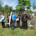 Представители Бобруйской епархии приняли участие в III городском открытом фестивале «Могилевское небо»