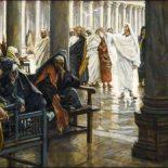 Неделя о мытаре и фарисее в 2017 году. Первый зов великопостной весны Протопресвитер Александр Шмеман | 31 января 2016 г.