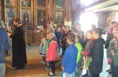 Новый учебный год начался в воскресной школе «Азъ, Буки, Веди» Николо-Софийского храма