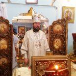 Архиерейская Божественная литургия в Неделю 33-ю по Пятидесятнице