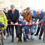 Епископ Серафим принял участие в открытии детского дома семейного типа