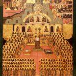 21 октября — память святых отец седьмого Вселенского собора