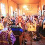 Престольный праздник отметил Крестовоздвиженский храм г. Осиповичи