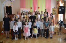 Прощание с детским поселением