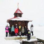Педагоги, ученики и родители воскресной школы Николо-Софийского храма совершили поездку по святым местам Кировского района