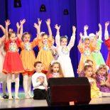 Рождественский концерт учеников Воскресной школы Елисаветинского храма