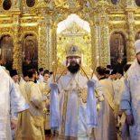 Преосвященнейший Серафим, епископ Бобруйский и Быховский, поздравил главу Смоленской митрополии с днём тезоименитства