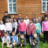 Завершение учебного года в Воскресной школе при Благовещенском храме г.Кличева