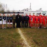 Юношеская команда ФК «Белшина»встретилась на футбольном поле с воспитанниками ВК №2 г. Бобруйска