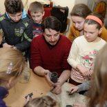 Встреча в Воскресной школе с художником-керамистом Олегом Ткачевым
