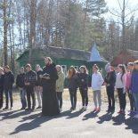 В Духовно-просветительском центре Дружба прошёл трудовой лагерь для молодёжи