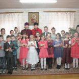 В воскресной школе Благовещенского храма г. Кличева прошел утренник, посвященный Святой Пасхе