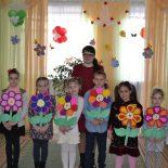 Пасхальное поздравление в Детском доме