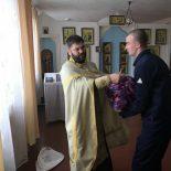 Праздничный молебен в Воспитательной колонии-2 г. Бобруйска