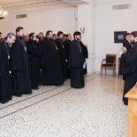 В Общецерковной аспирантуре прошел семинар для руководителей епархиальных миссионерских отделов