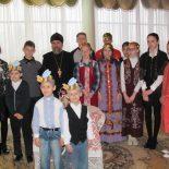 В Неделю Жен-мироносиц в Районном центре культуры г. Быхова прошел пасхальный утренник