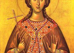 17 декабря Церковь чтит память святой великомученицы Варвары