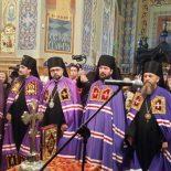 Епископ Бобруйский и Быховский Серафим принял участие в наречении архимандрита Андрея (Борковского) во епископа Супрасльского