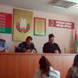 Священник принял участие в профилактическом  мероприятии в Кличеве