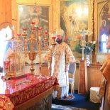 Воскресная Божественная литургия в Неделю 4-ю по Пятидесятнице