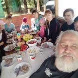 Слёт православных семей
