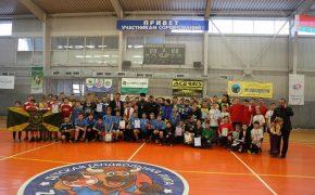 Футболисты из Бобруйской епархии завоевали золотые медали на турнире по мини-футболу