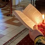 Мариино стояние в Бобруйском кафедральном соборе