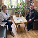 Состоялось пресс-мероприятие с учреждениями здравоохраниения г. Бобруйска