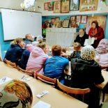 В воскресной школе Покровского прихода г. Кировска  состоялось родительское собрание