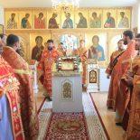 Престольный праздник Елисаветинского храма
