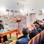 Состоялось ежегодное общее собрание духовенства Бобруйской епархии
