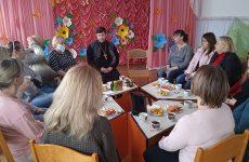 Состоялась встреча священника с родителями воспитанников детского сада