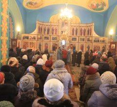 Престольный праздник отмечает сегодня Введенский храм г. Осиповичи