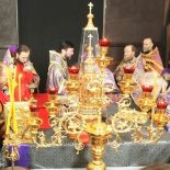 Общая исповедь духовенства и соборная Божественная литургия прошли в Бобруйской епархии