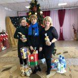Состоялась акция «Дари радость на Рождество» в Иверском храме