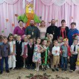 В Детском саду № 4 г. Бобруйска прошел утренник, посвященный празднику Покрова Божией Матери и Дню матери