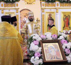 В Свято-Духовом храме торжественно отметили двадцать пятую годовщину освящения