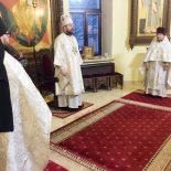 В праздник Святого Богоявления епископ Серафим совершил Божественную литургию в Никольском кафедральном соборе г. Бобруйска